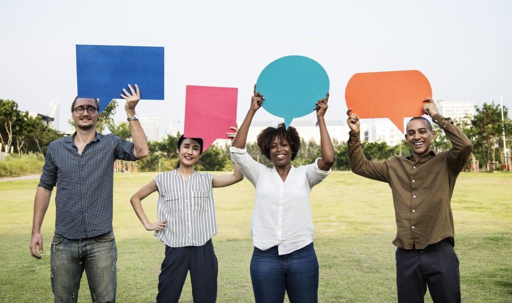 Guide till utvärdering av event: Var inte rädd att fråga gästerna om feedback direkt.