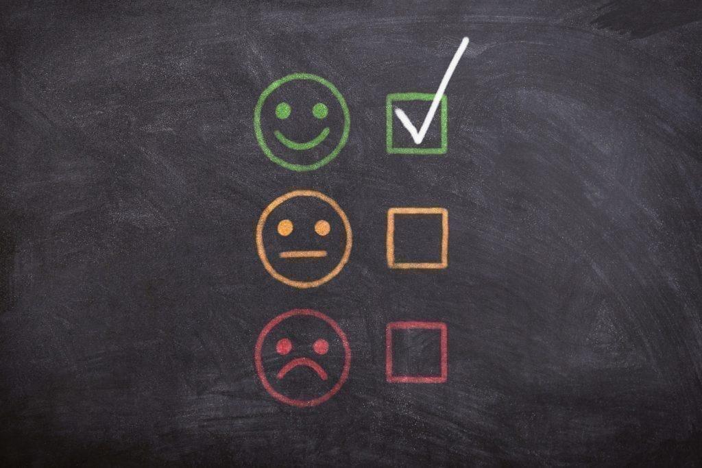 Guida alla valutazione di eventi: ricordatevi di chiedere un feedback anche al vostro team.