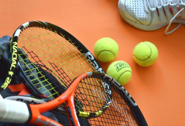 Équipements pour évènement sportif