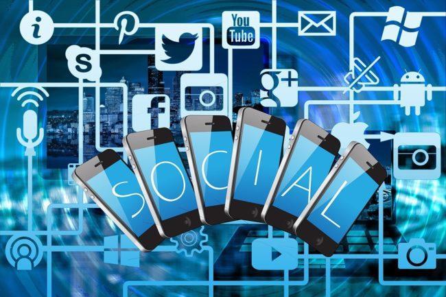 Utilizzate i social media per promuovere il vostro evento sportivo.