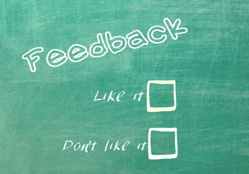 Følge opp med veldedighetsevent: Samle tilbakemelding og bruk den til fremtidige event.