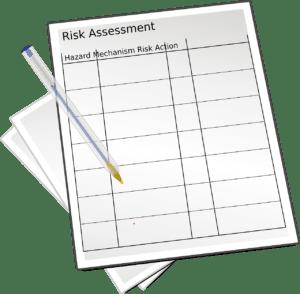 Um die nötigen Gesundheits- und Sicherheitsvorkehrungen für Events zu treffen, ist eine Risikoeinschätzung notwendig.