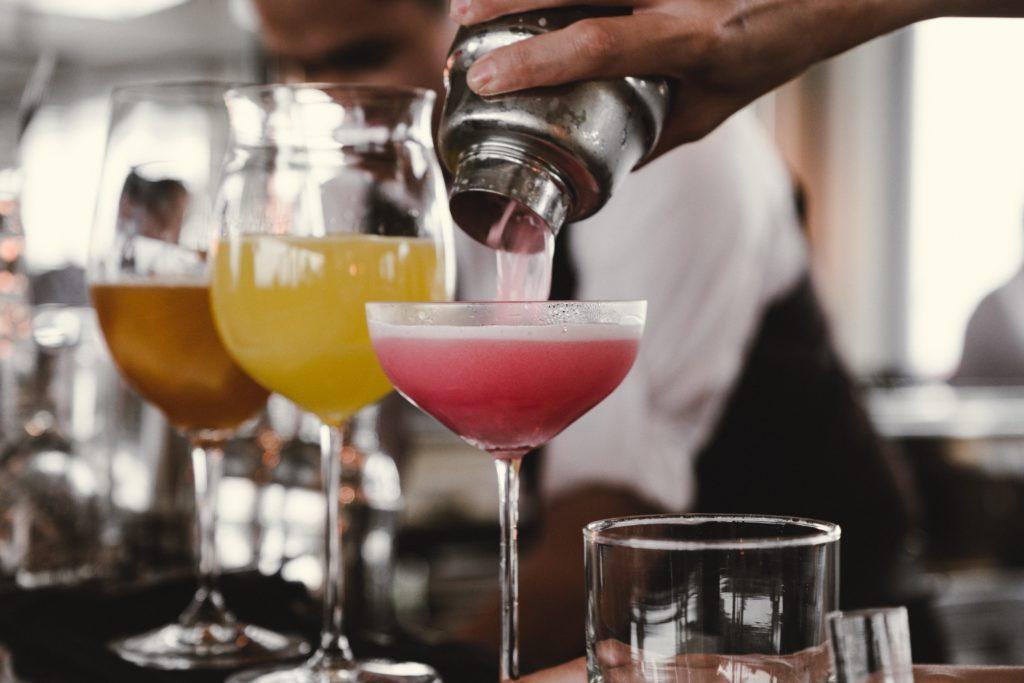 Drankjes kunnen ook goed gecombineerd worden met de anderen ideeën voor Moederdag.