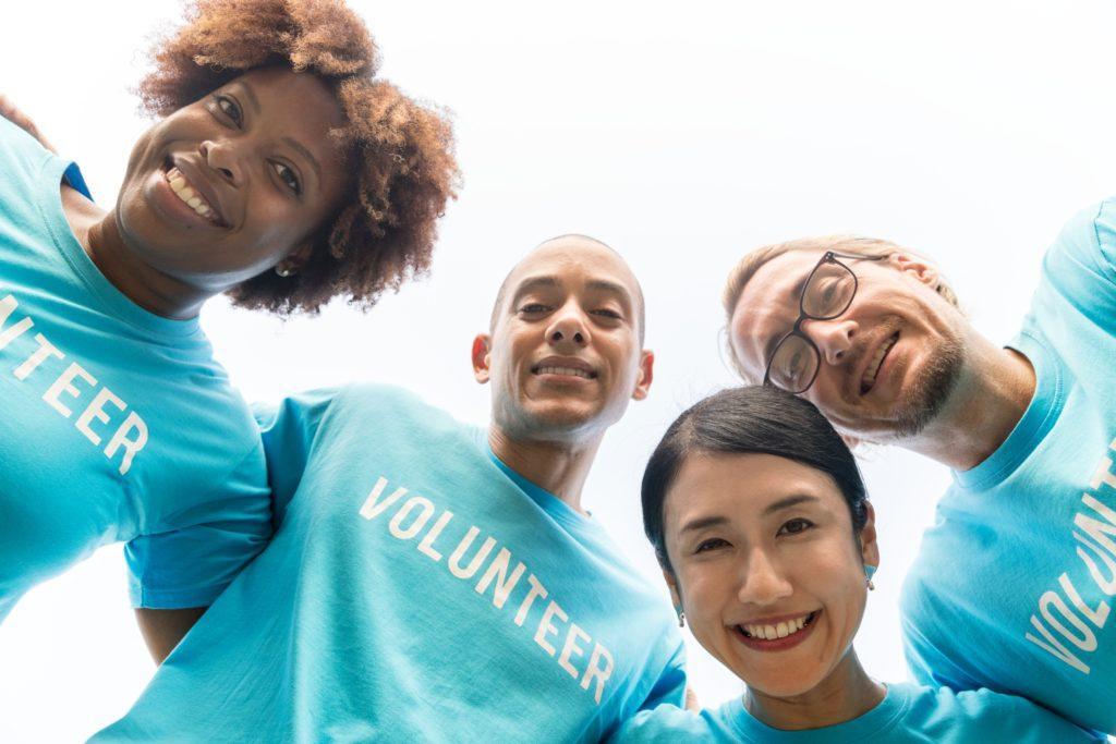 Wie du Freiwillige für ein Event findest: Suche nach gewünschten Persönlichkeitsmerkmalen.