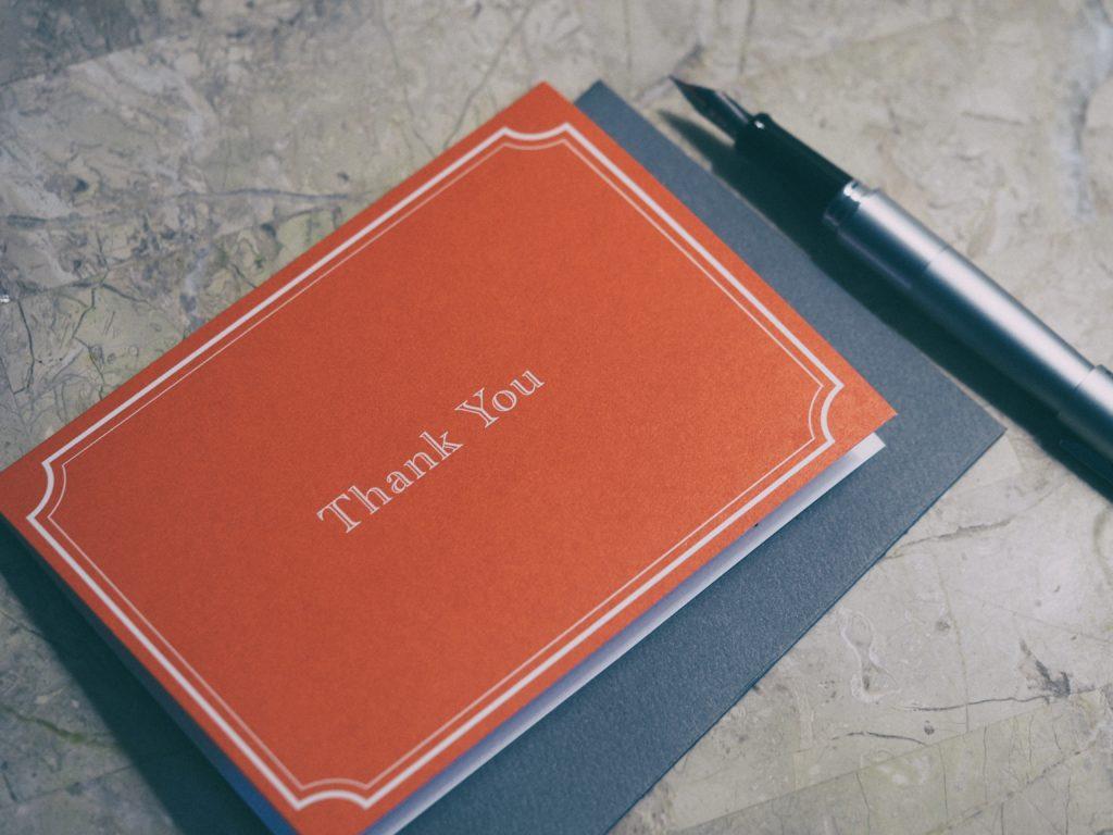 Den ultimate guiden til en vellykket sportsevent: Takk alle som er involvert i eventet ditt.