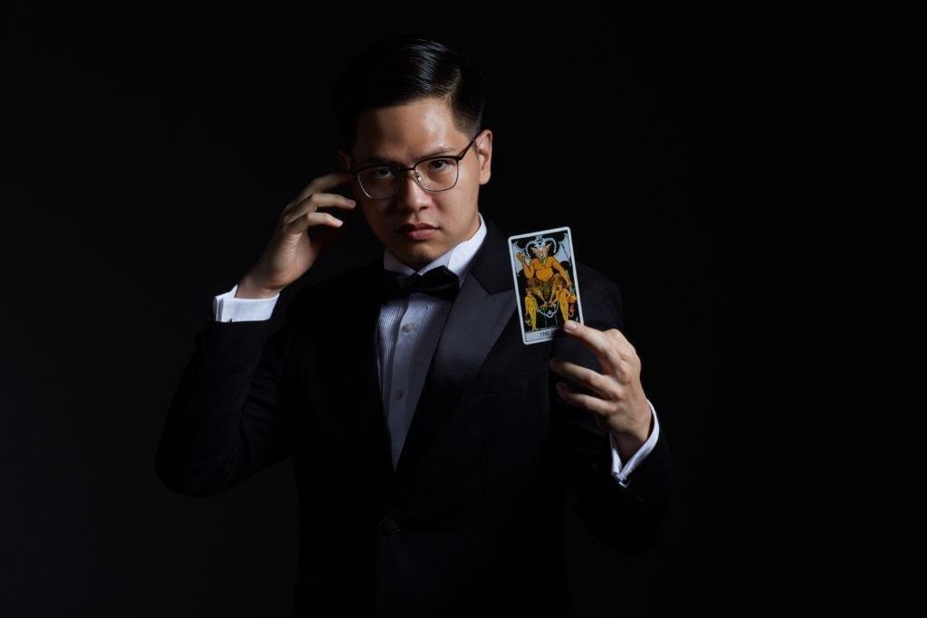 Een goochelaar is maar één van de vele zakelijke evenement ideeën