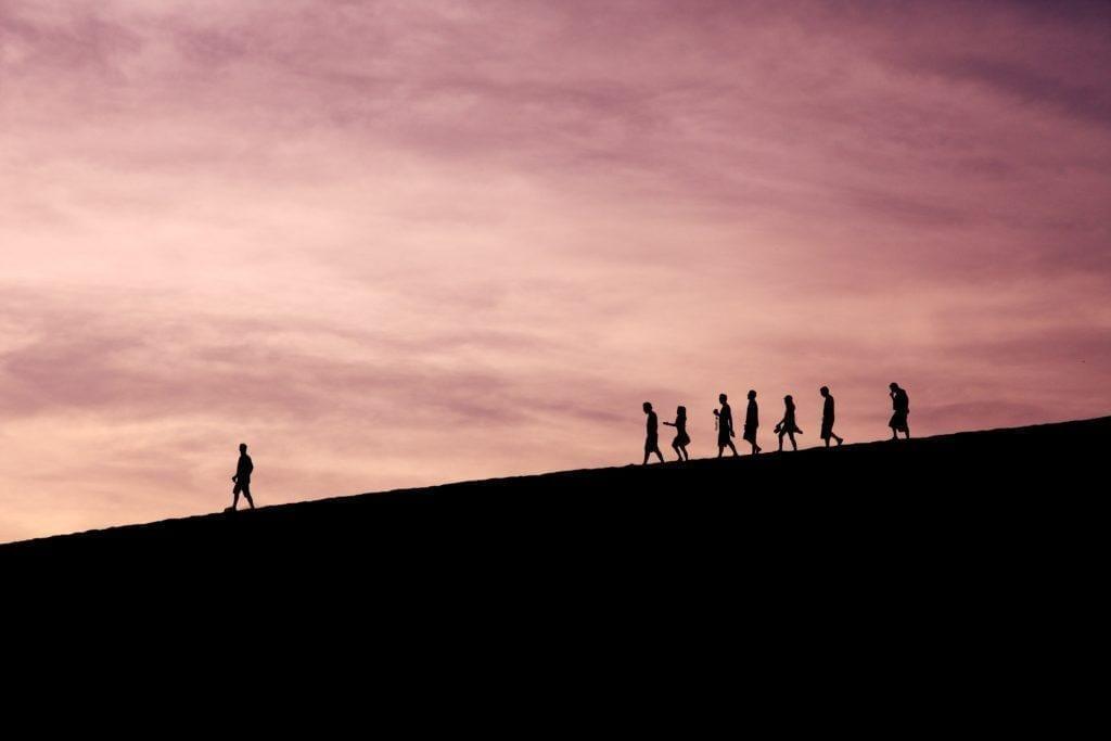 Eventarrangør ferdigheter: gode ferdigheter i lederskap er viktig for events.