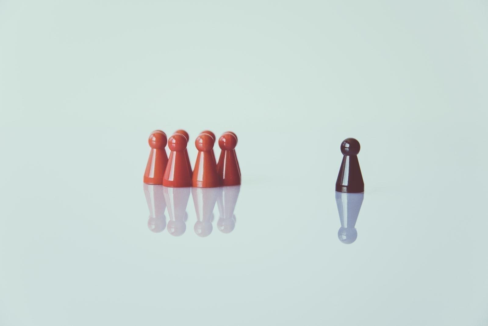 Een hiërarchie is essentieel bij een noodplan.