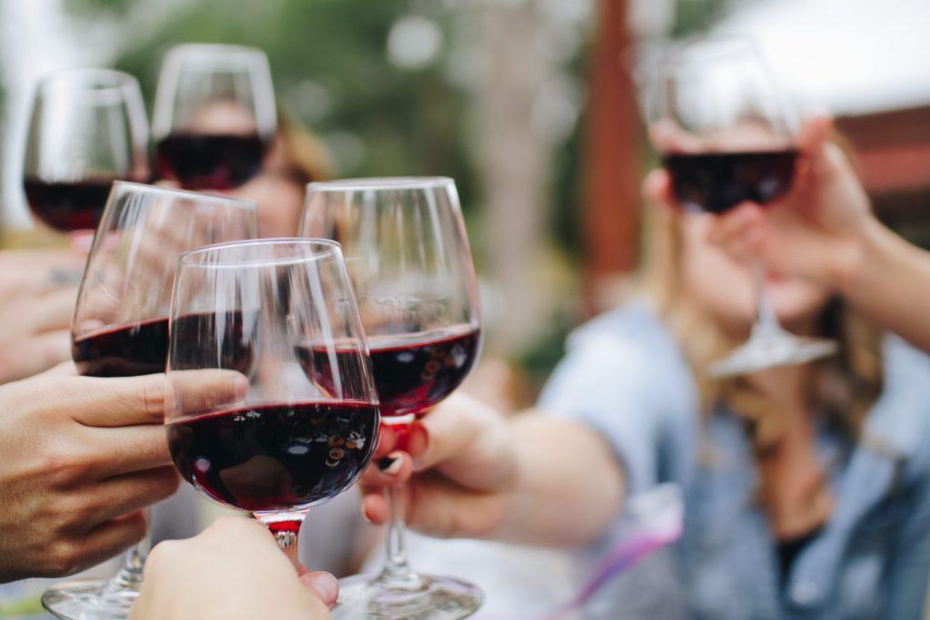 Event for vinsmaking: Bruk de 5 S-ene når du smaker på vin