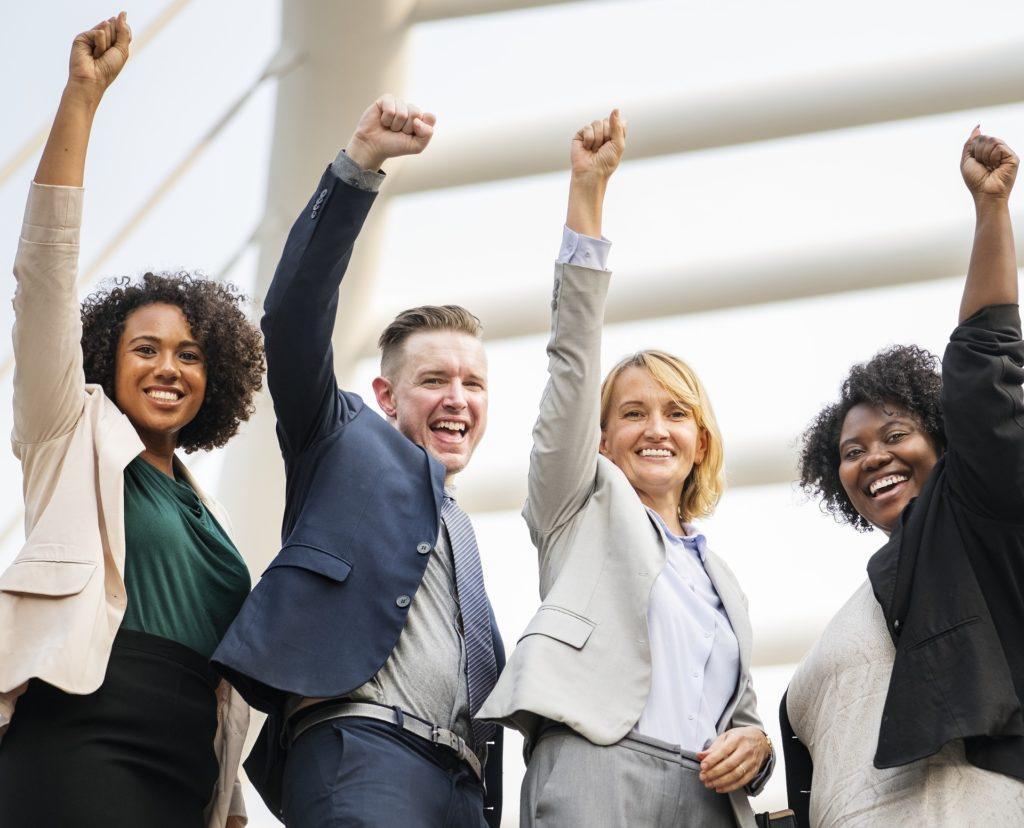 Avantages des évènements d'entreprise : Renforcer la cohésion d'équipe.