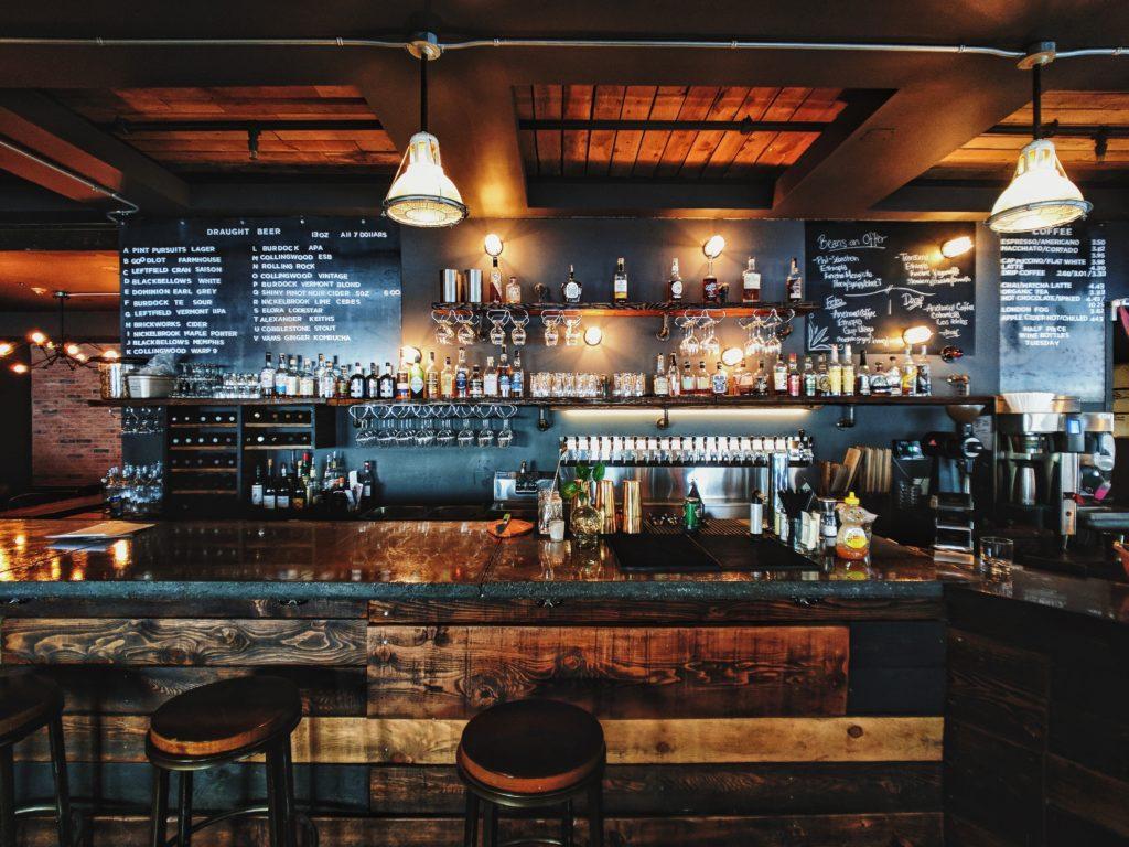 Ideeën voor een grootse opening: Ideeën voor een grootse opening van een bar.