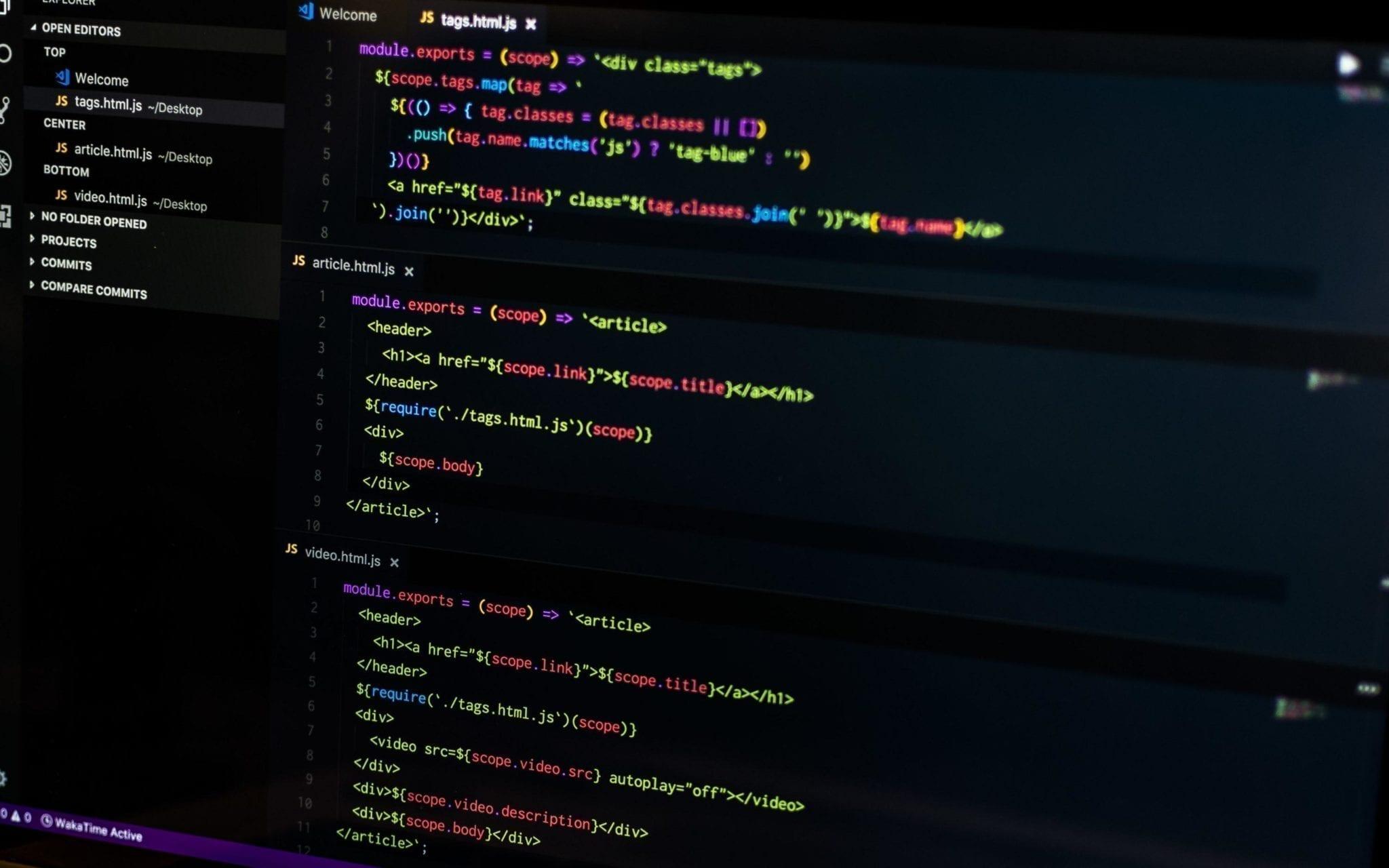 Het bouwen van een website als deze is de sleutel tot het maken van een e-maillijst