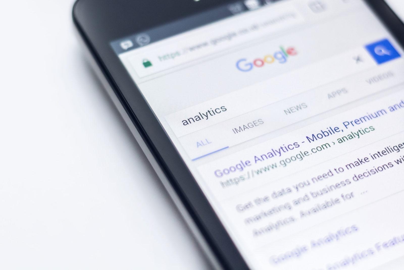 onderzoeken hoe je een e-maillijst kan maken met behulp van analyses